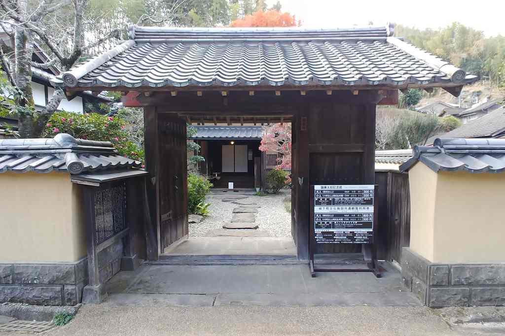 竹田市城下町 滝廉太郎記念館