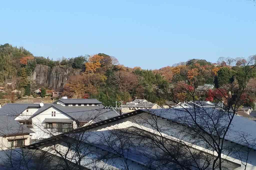 竹田市城下町 景色