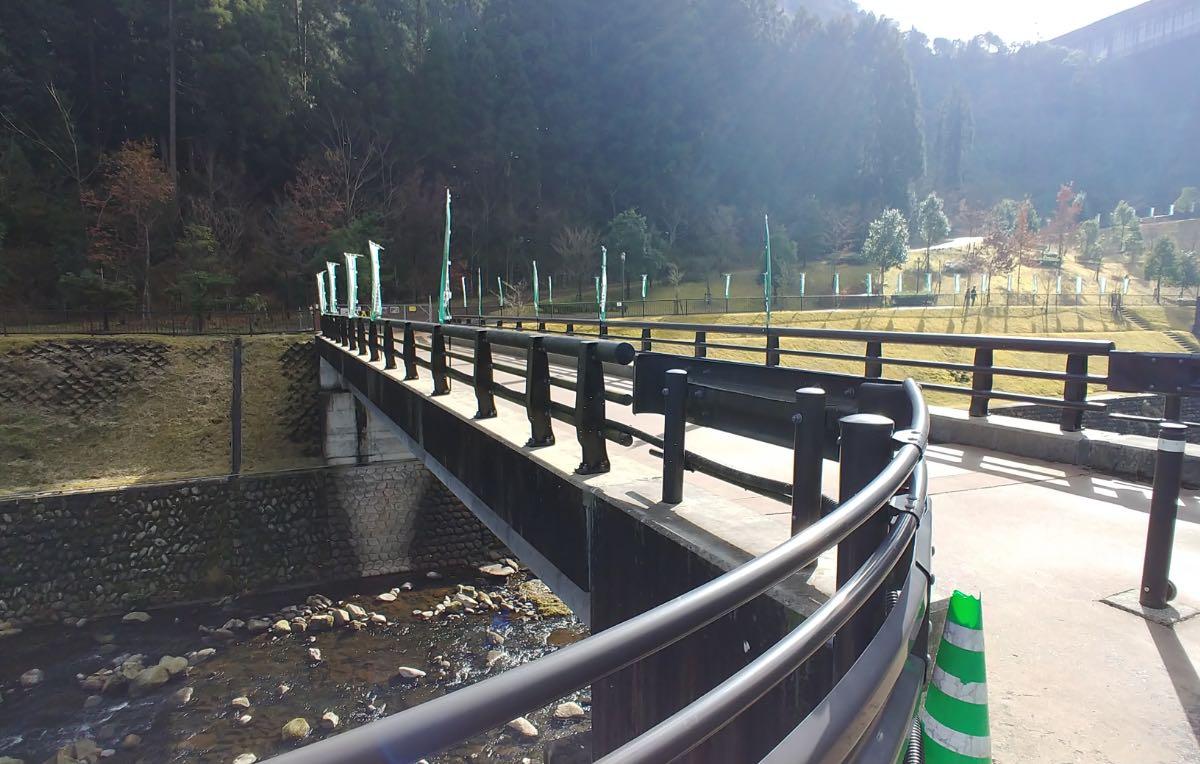 大山ダム 橋