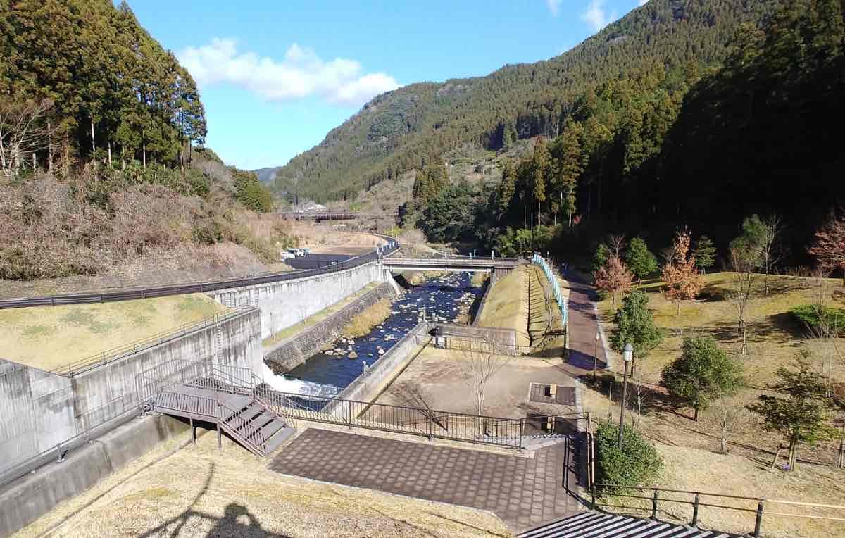 大山ダム 景色