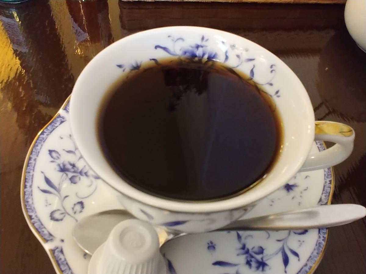 草子洗 コーヒー