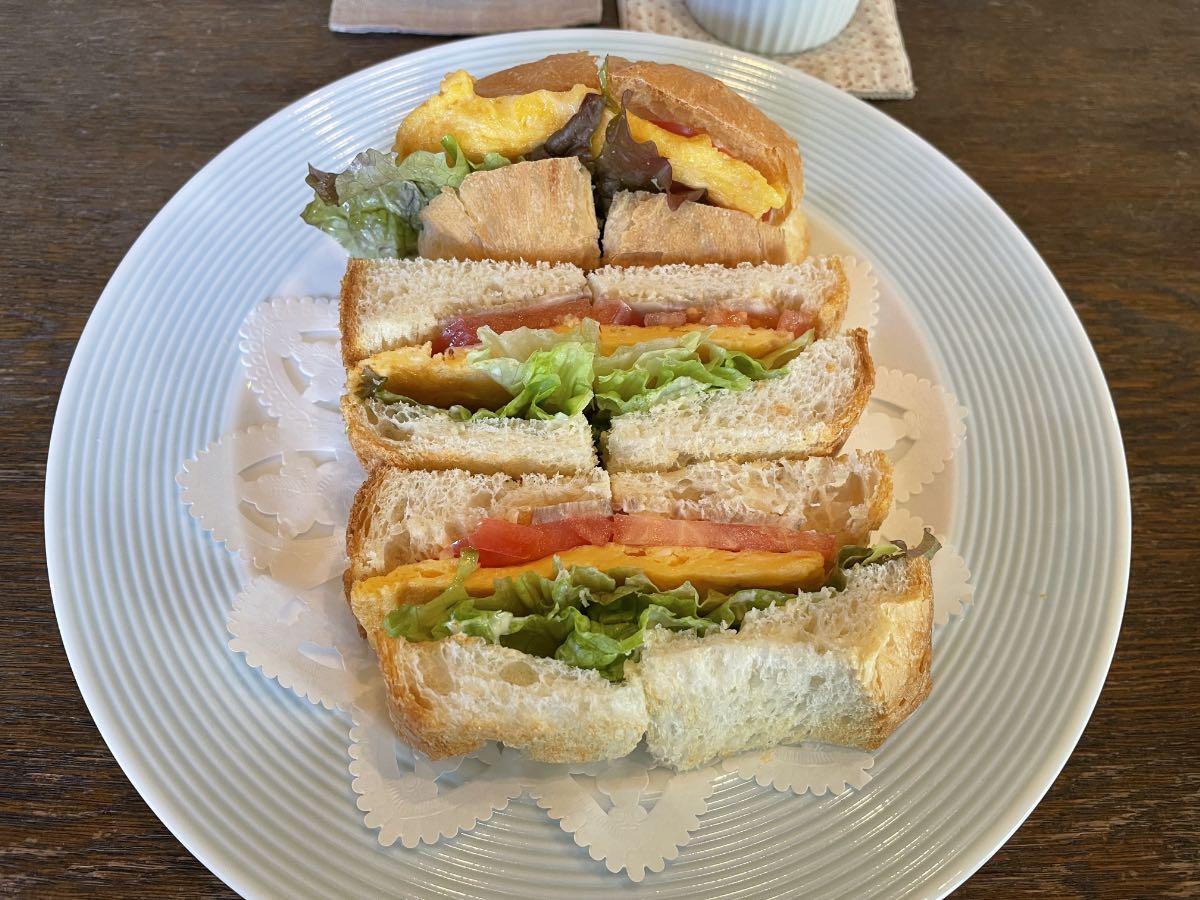 茶王 サンドイッチ