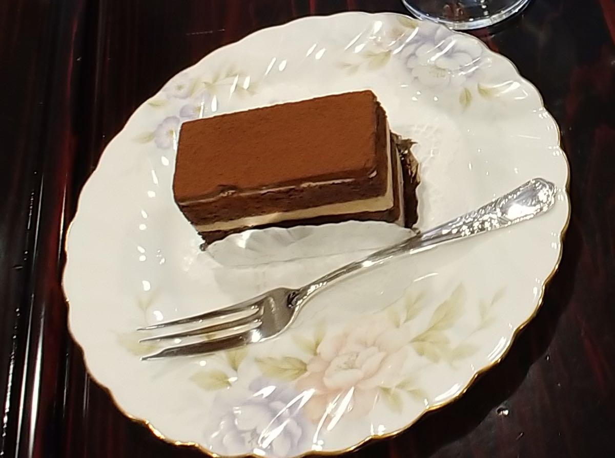 珈琲店みまつ ケーキ