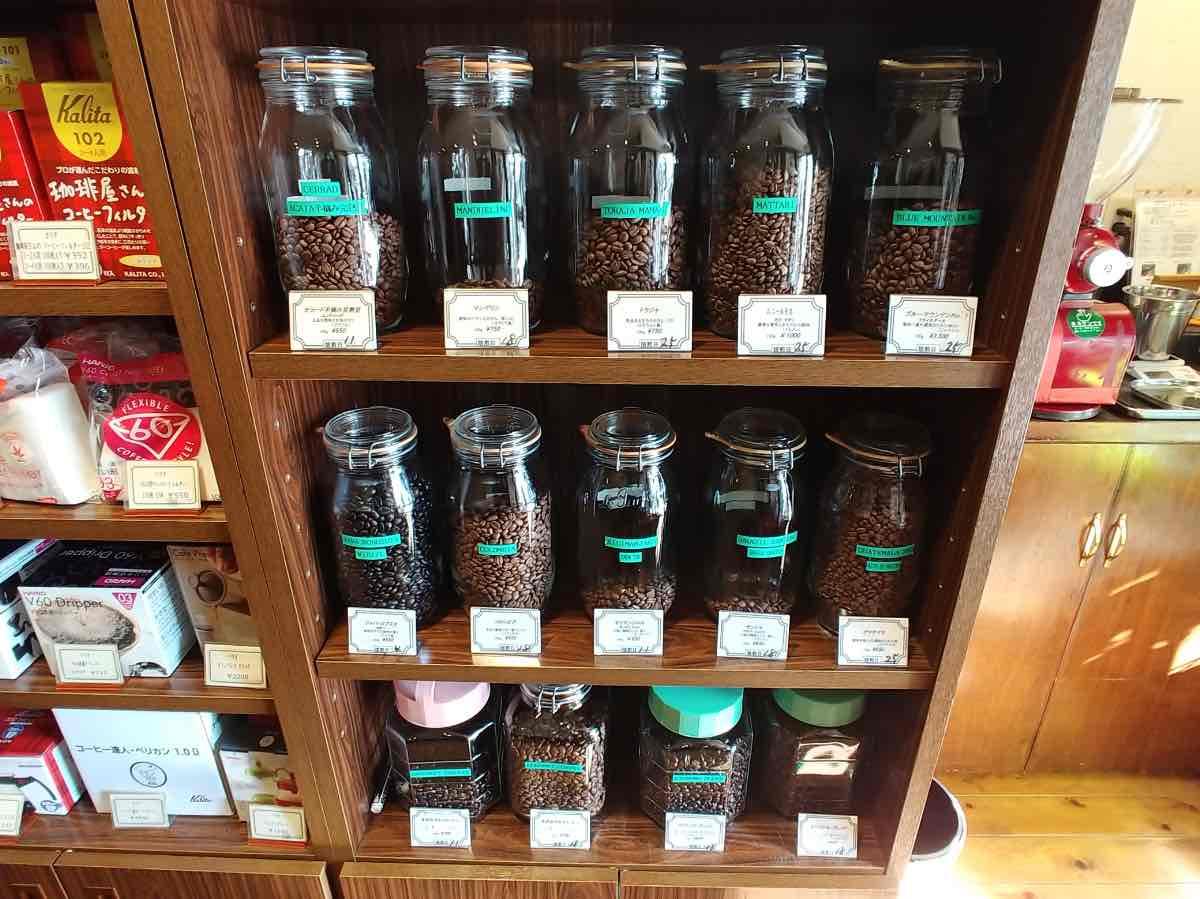 珈琲店みまつ コーヒー