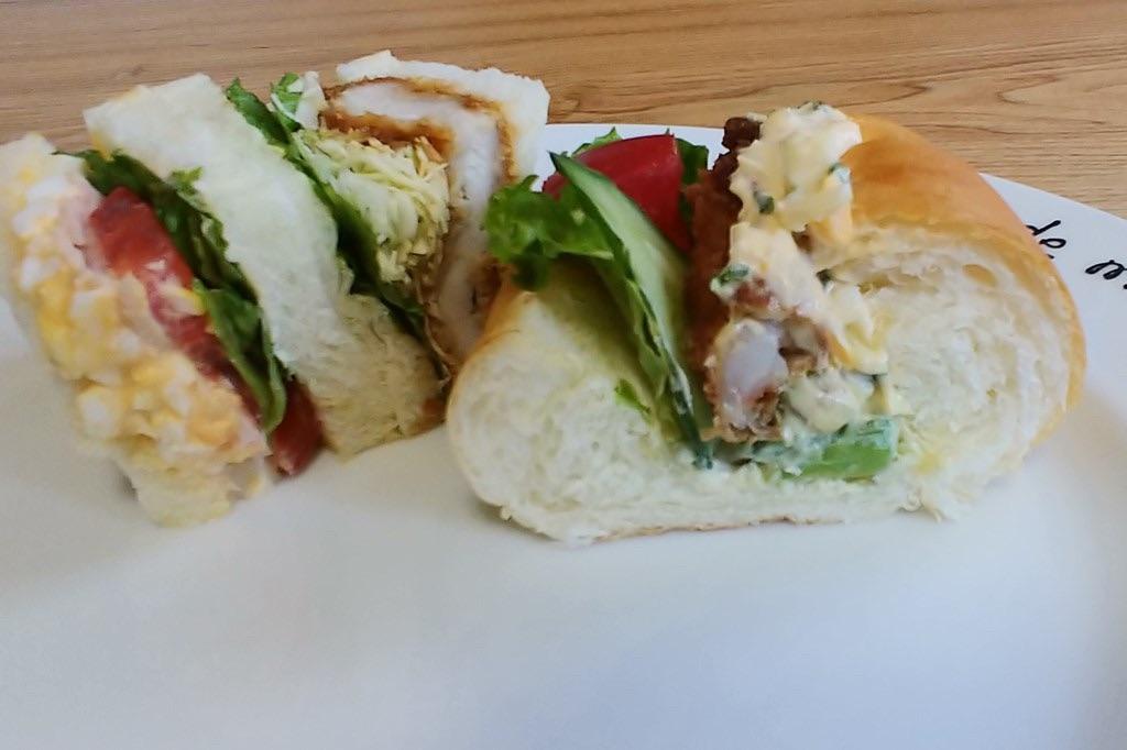 もふもふきっちん サンドイッチカット