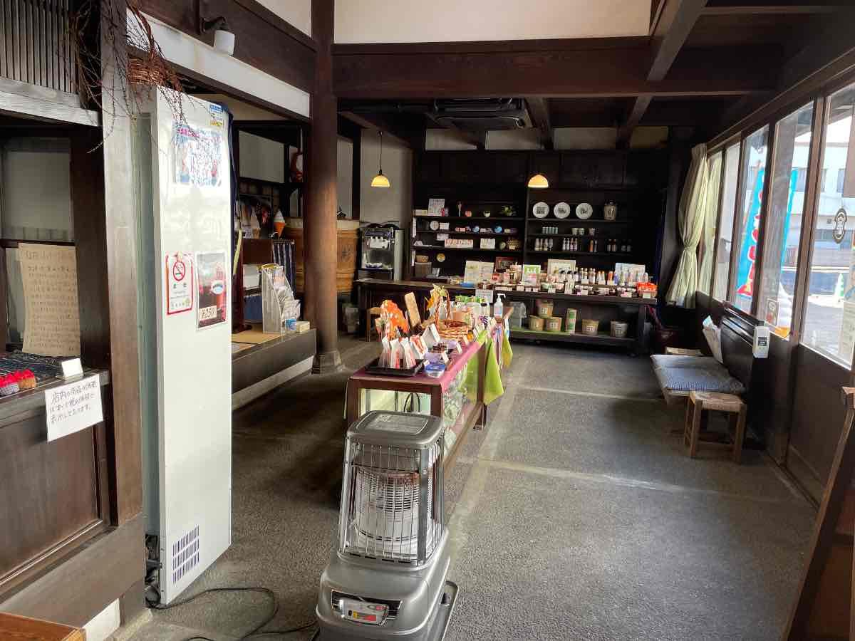 小手川商店 店内
