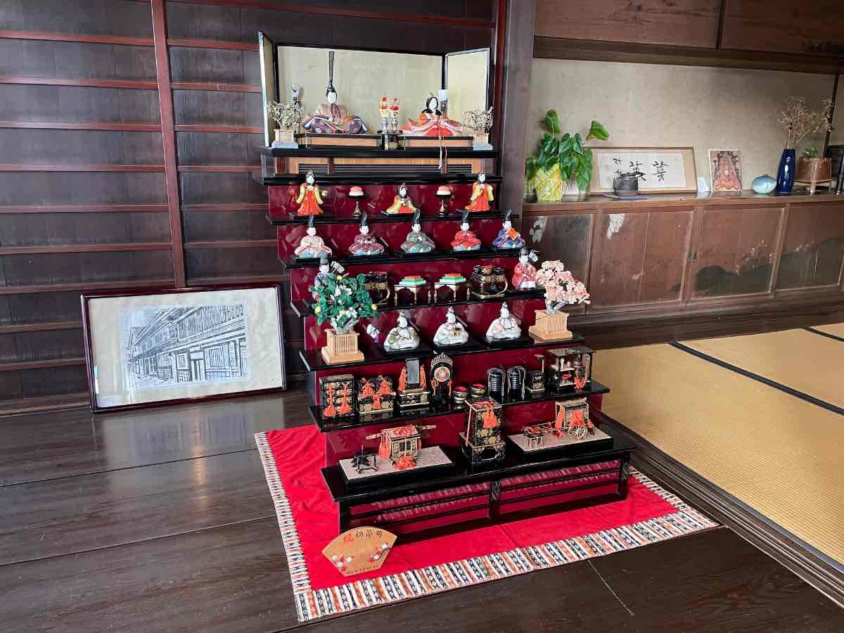 小手川商店 雛人形