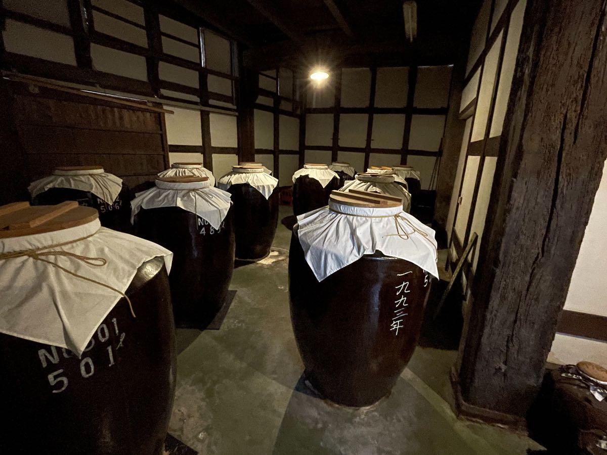 小手川酒造 蔵