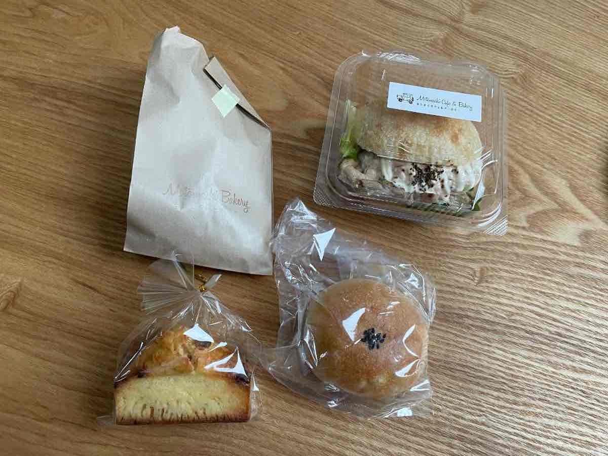 もとまちカフェ&ベーカリー 購入したパン