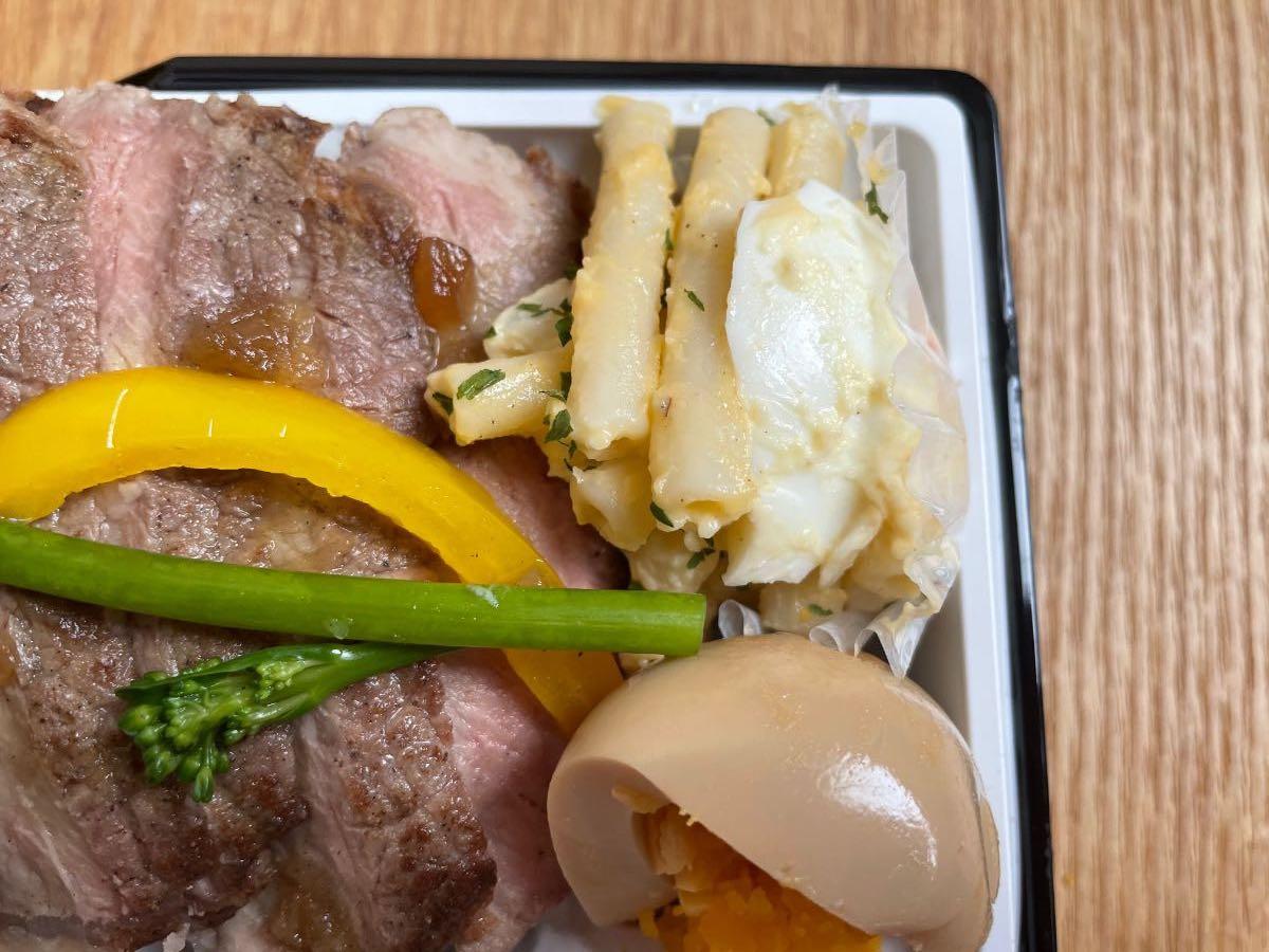 オウチレストラン マカロニと煮卵