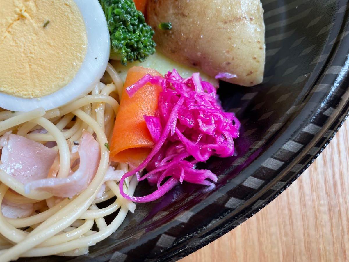 オウチレストラン 紫キャベツのマリネ