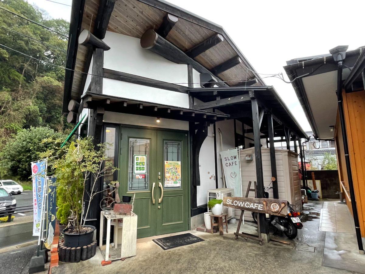 SLOW CAFE 入口