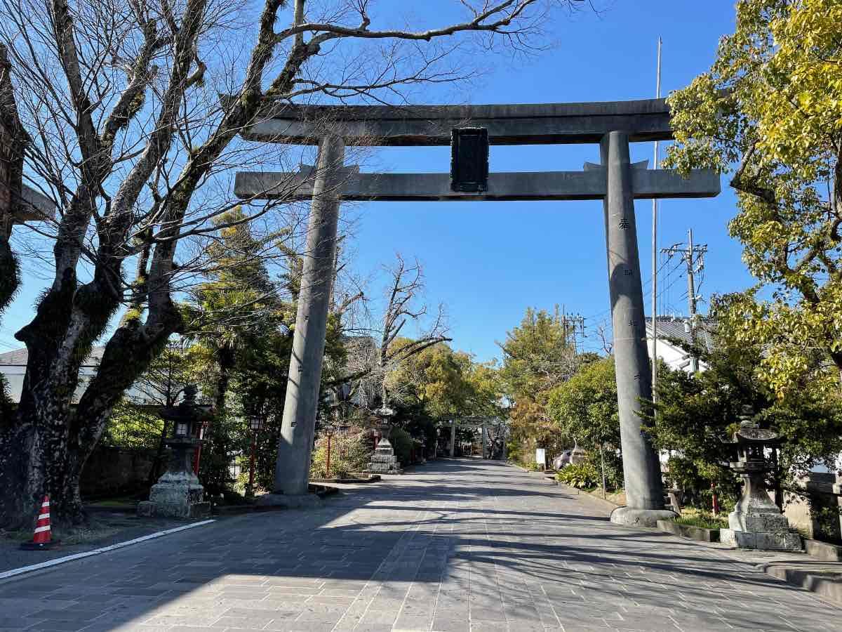 臼杵市 八坂神社