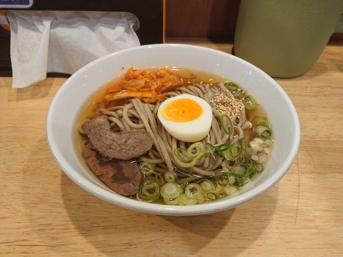 手のべ冷麺専門店 六盛・冷麺