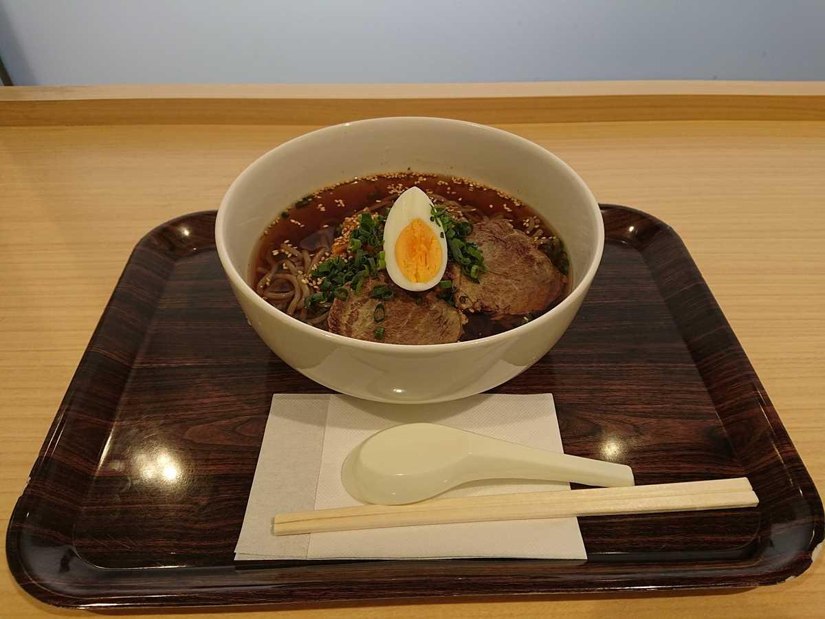 なつま屋別府駅店・別府冷麺