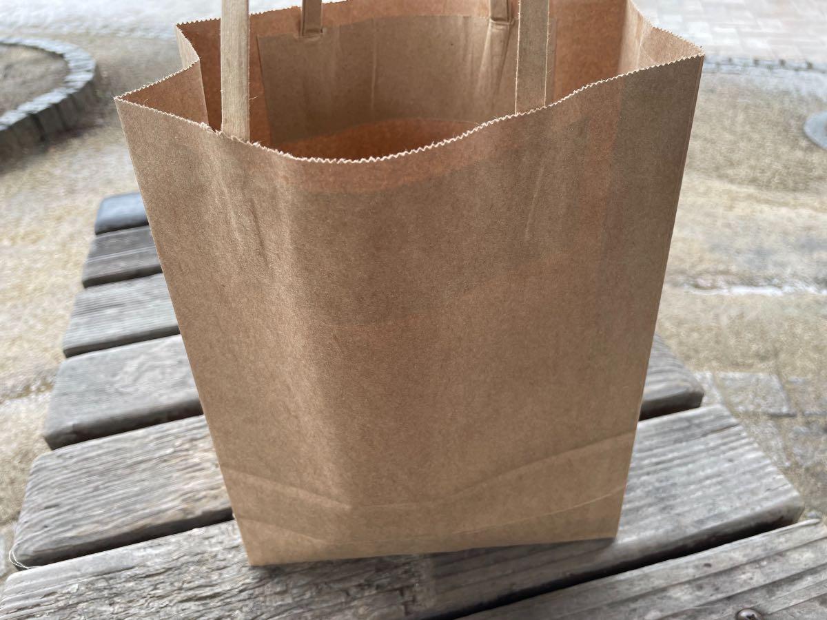 カレーハウスBAR大島屋 紙袋