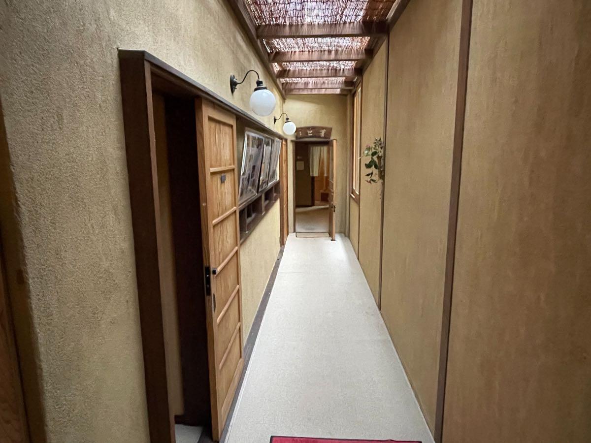 大丸旅館 廊下