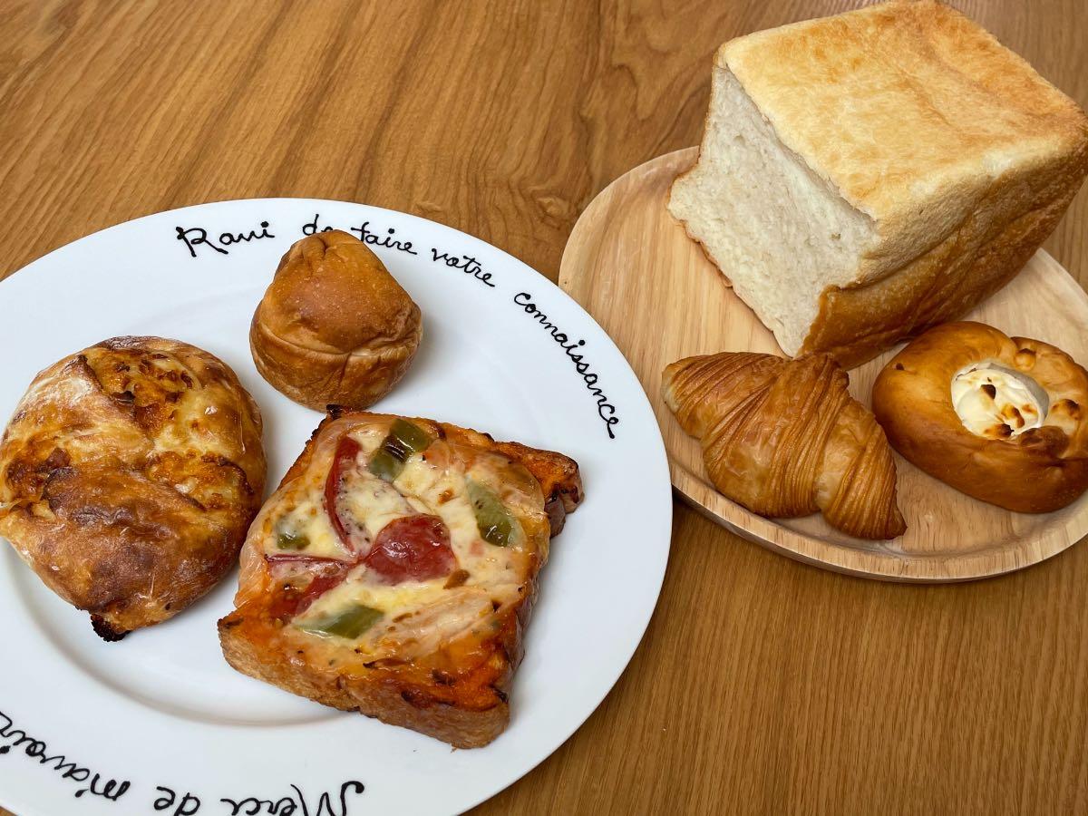 エトワル 購入したパン
