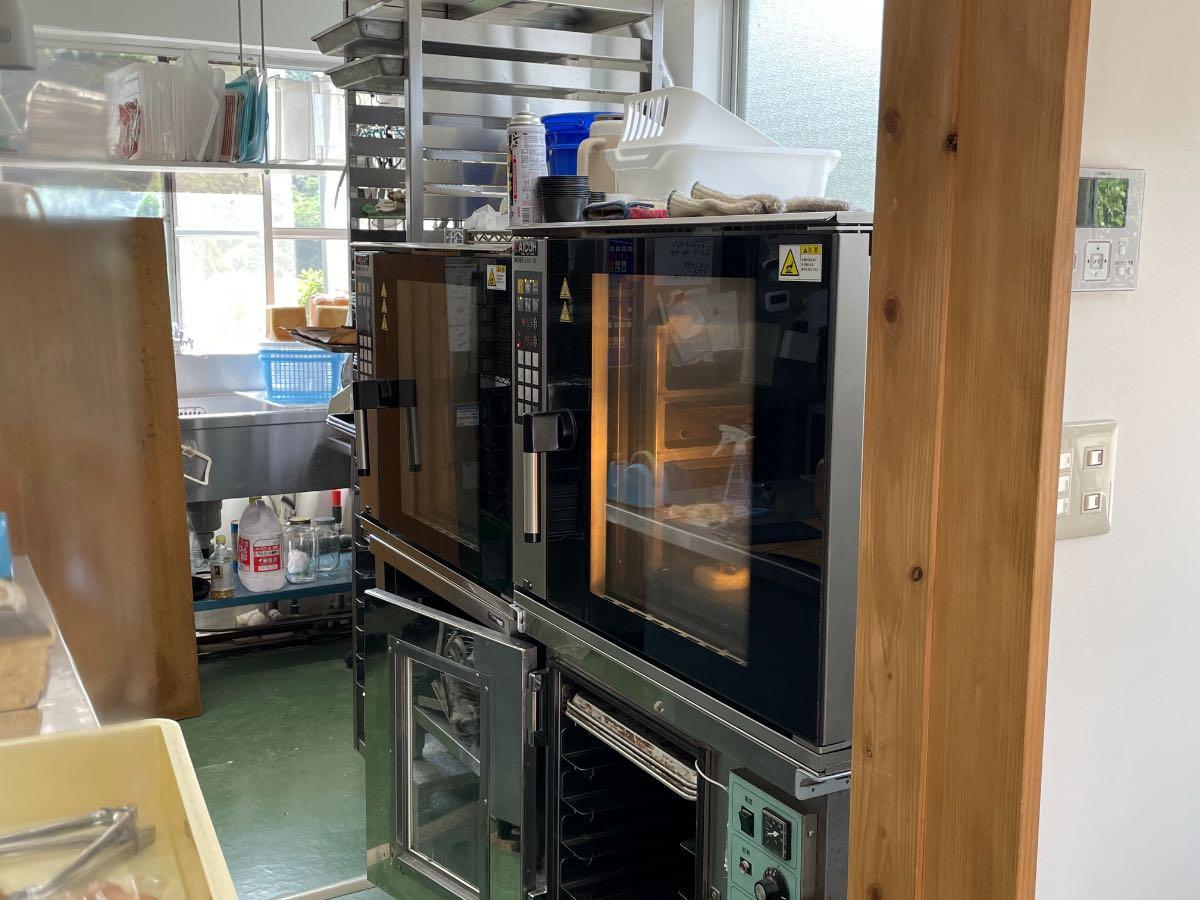 エトワル ドイツ製のオーブン