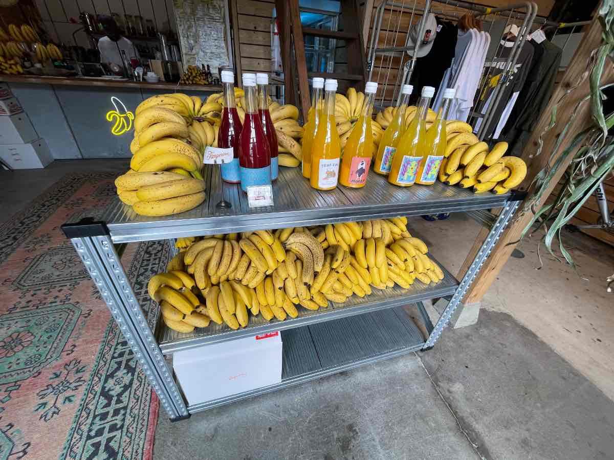 FRUITS CARTEL RICOS バナナ