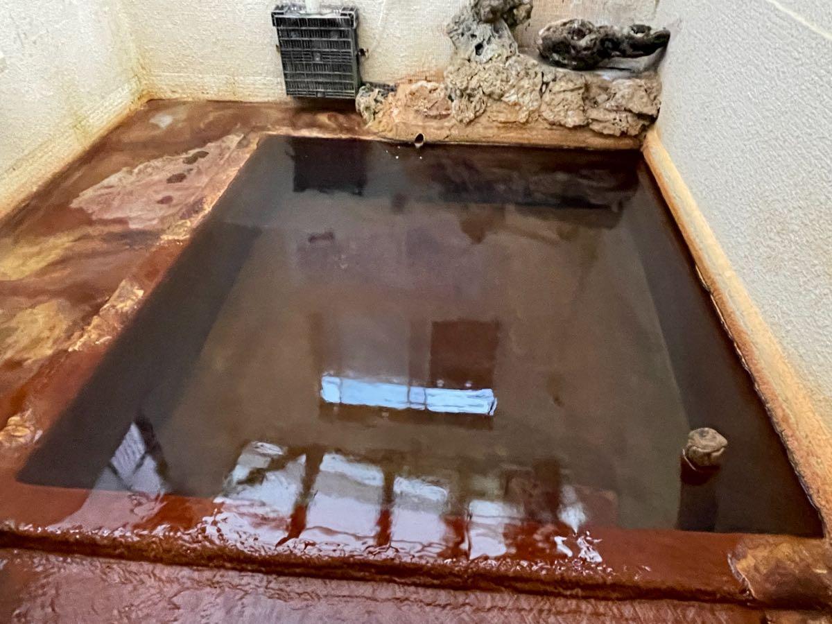 七里田温泉 ラムネの湯