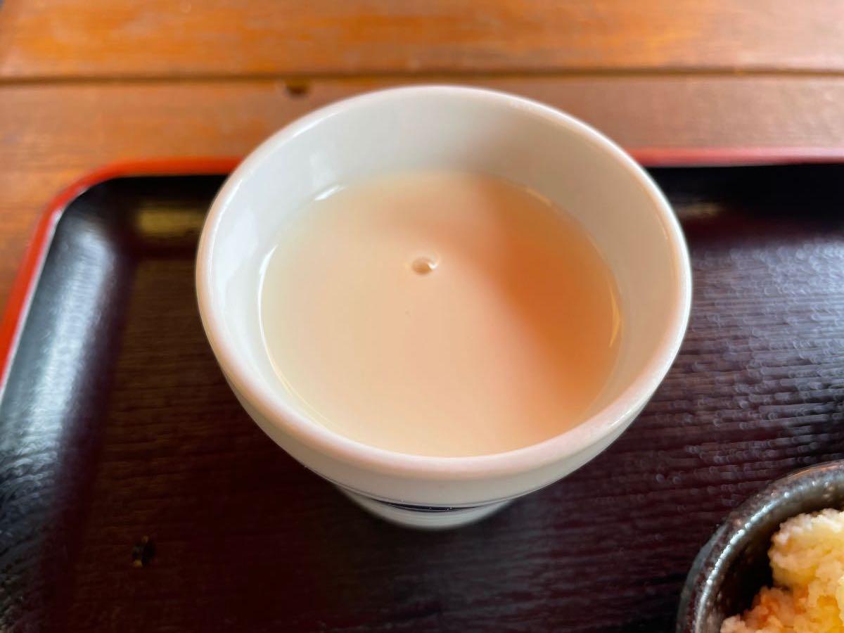 浄水茶屋 豆乳