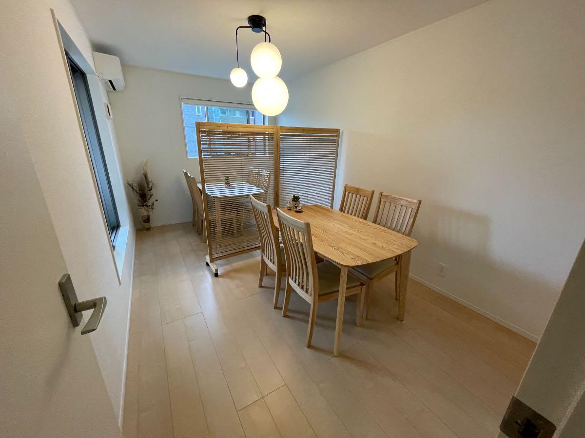 中島九条珈琲 2階4人テーブル