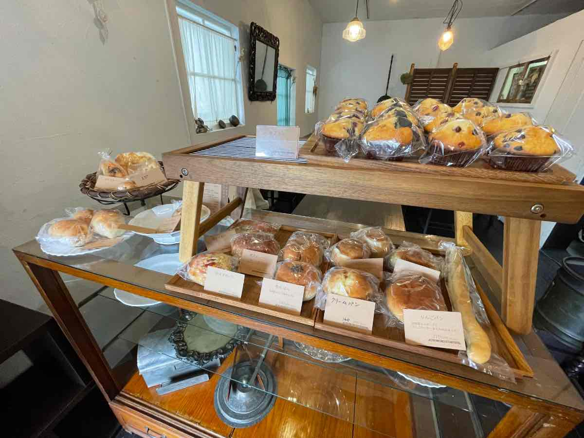 cocolate パン販売