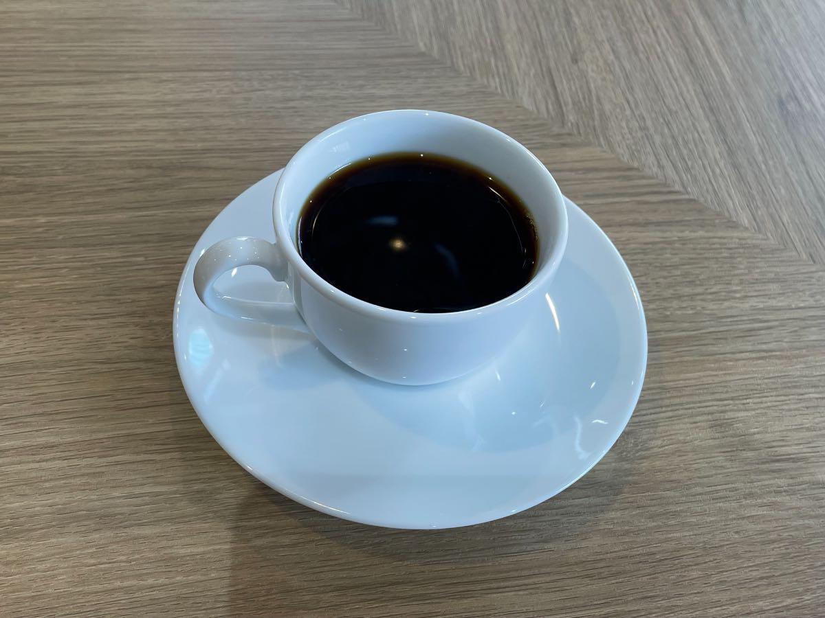 三佐美術館 ランチコーヒー