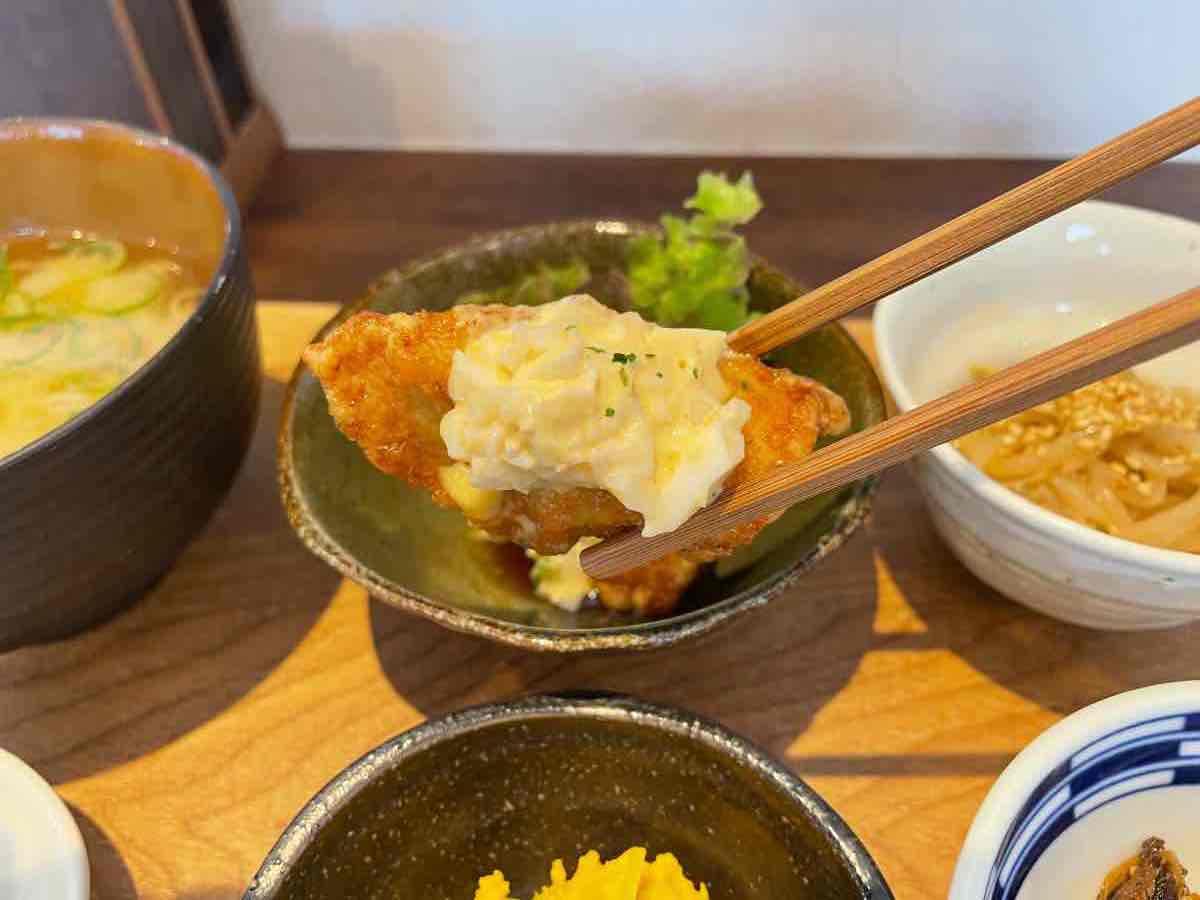 旬菜厨房inaho チキン南蛮