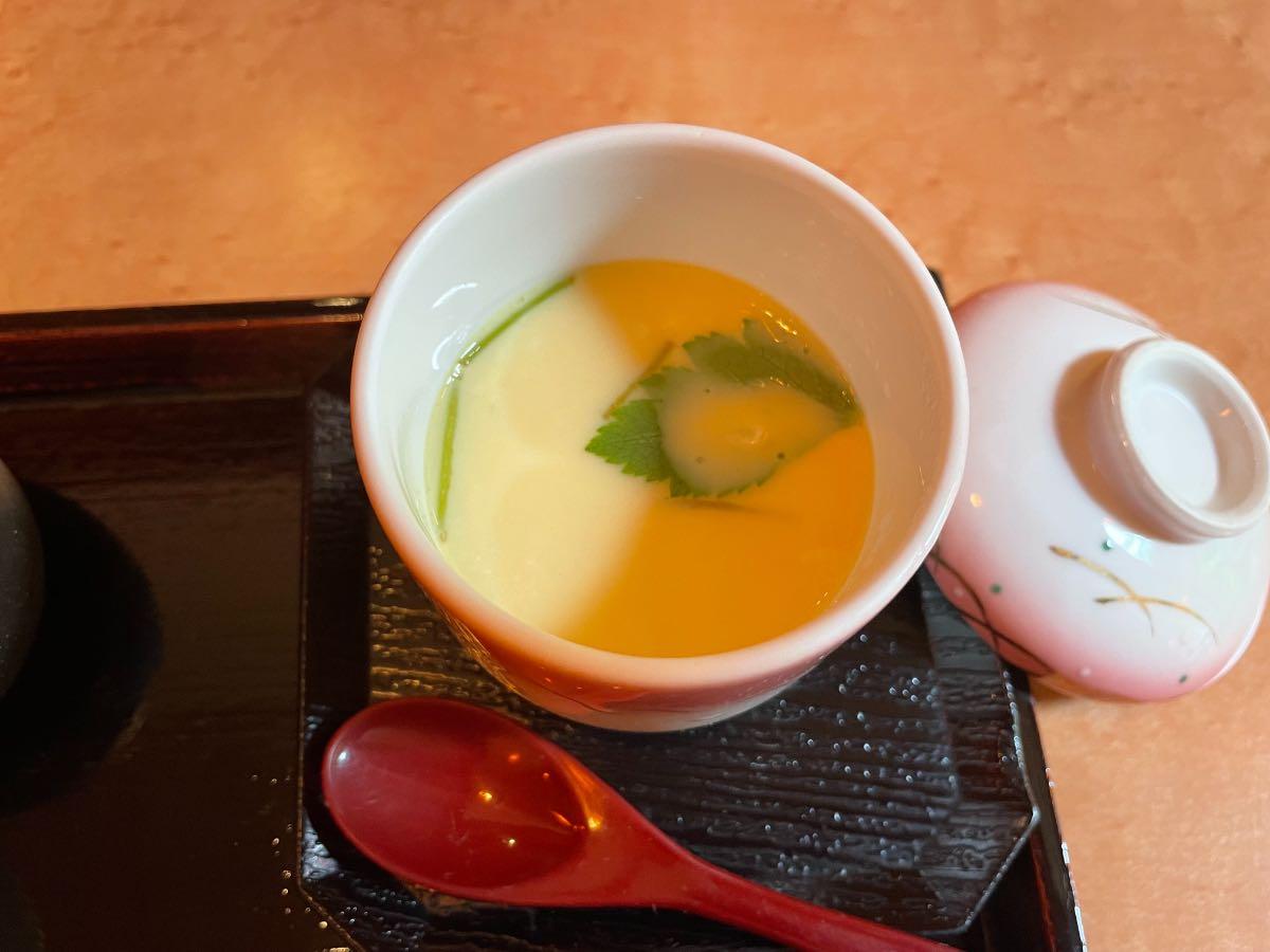 魚彩さくら亭 茶碗蒸し