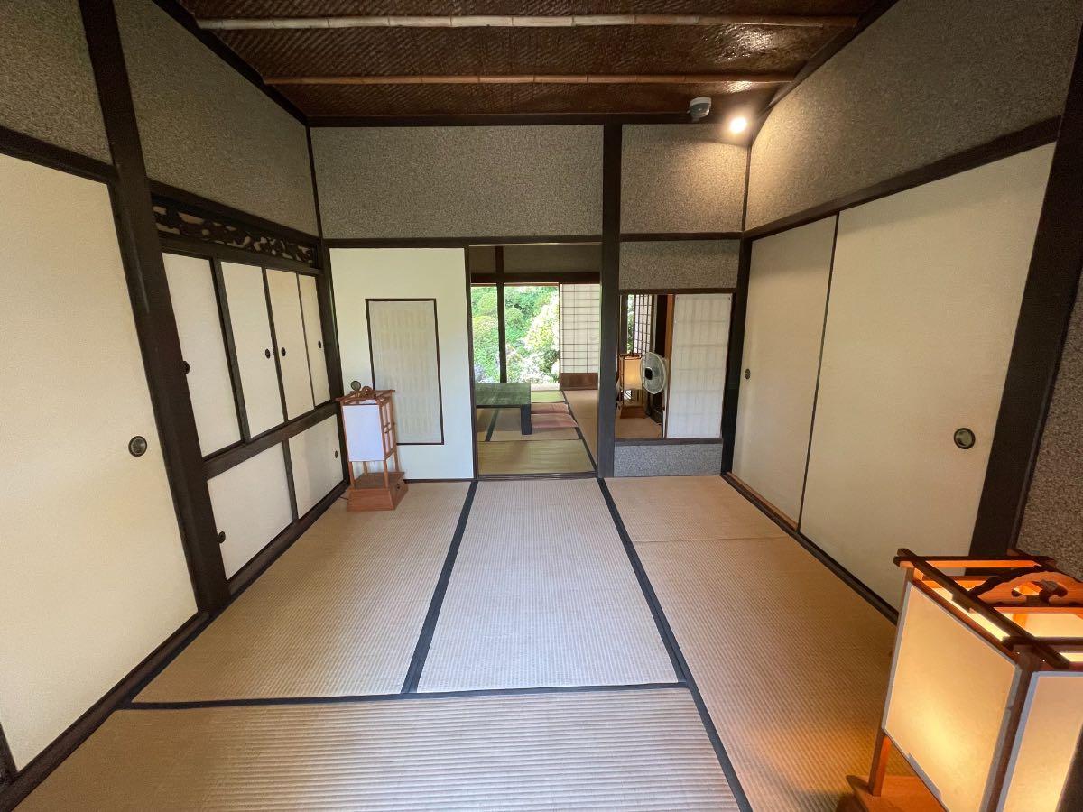 国木田独歩館 畳部屋