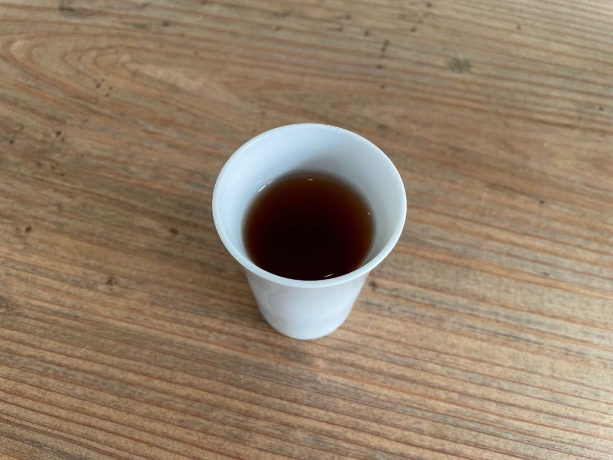 つなぐ茶屋 ほうじ茶